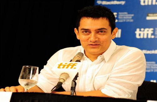 Aamir Khan on Mike