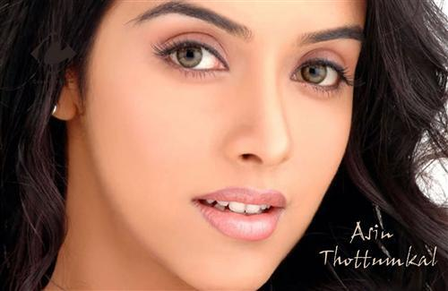 Beautiful Face of Asin Thottumkal