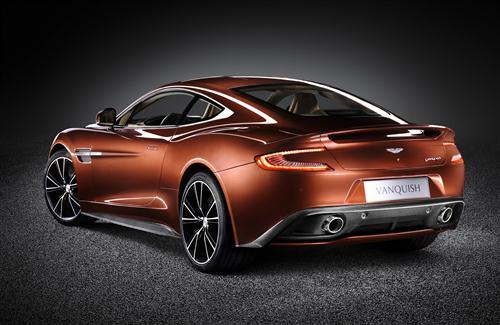 Aston Martin Vanquish 05 Car 2013 Wallpapers