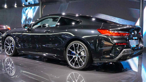 BMW 8 Series Coupe Car