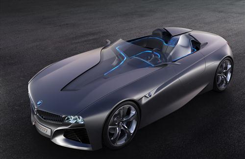 BMW Concept Car Image