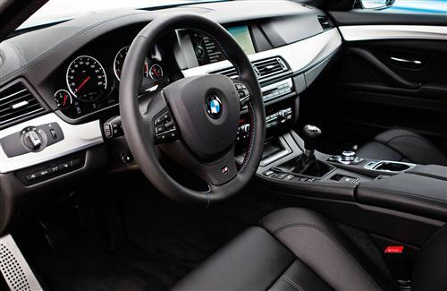 BMW M5 Car Interior Wallpapers