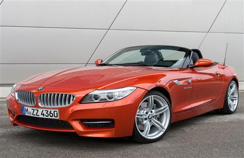 New 2 Seater Convertible Bmw Z4 Roadster 2014 Car Hd