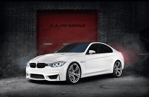New BMW M3 White Car Free Wallpapers Download