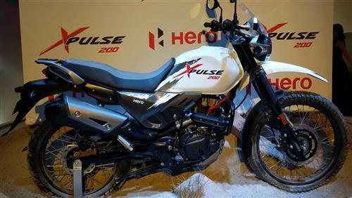 2018 Hero Xpulse 200 Dual Sport Bike