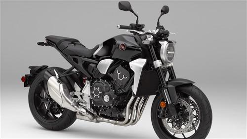 2018 Honda CB1000R Black Superb 4K New Bike Wallpaper