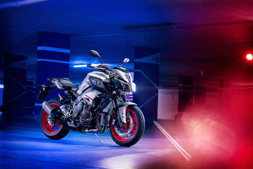 2019 Yamaha MT 10 Bike 4K Wallpaper