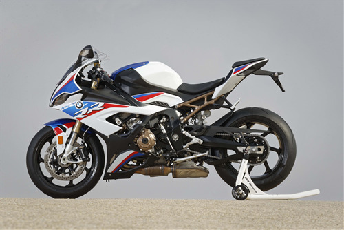 5K Image of 2019 BMW S1000RR Sport Motorcycle
