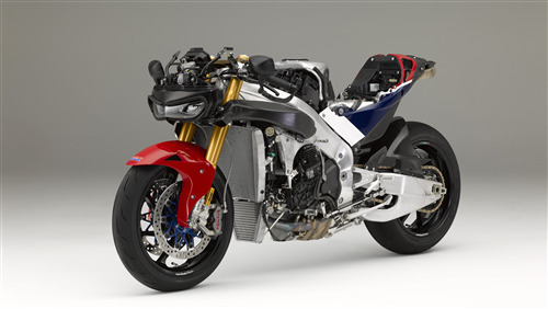 5K Motorcycle of Honda RC213v s Sport Bike