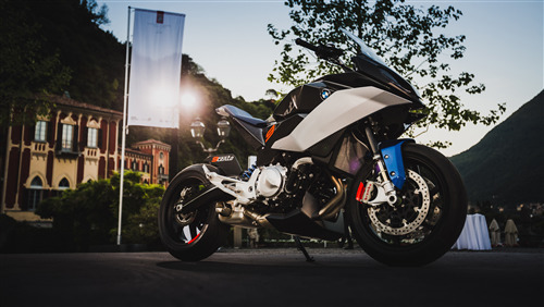 5K Pic of 2019 BMW Concept 9cento Bike | HD Wallpapers