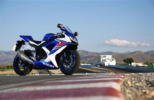 Beautiful Suzuki GSX R Sport Bike Wallpaper