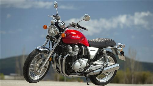 Latest Honda CB1100EX Motorcycle