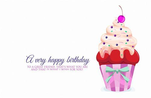 Beautiful Happy Birthday HD Photo Background