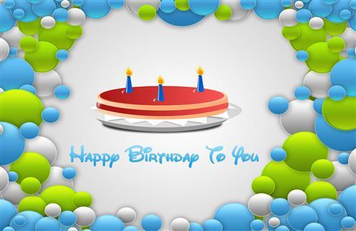 Happy Birthday To You Greetings Wishes HD Nice Wallpapers