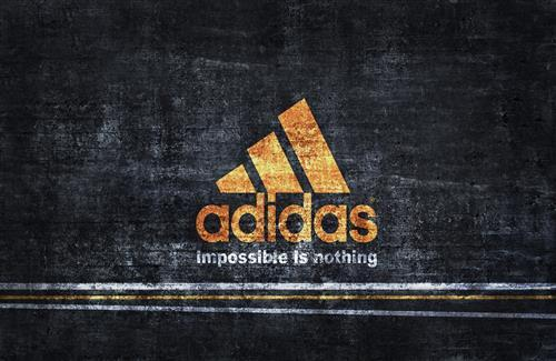 Adidas Company Brand Logo HD Wallpaper