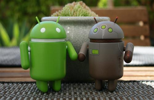 Android Logo HD Wallpapers Background