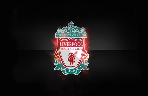 Liverpool FC Brand Logo HD Wallpaper