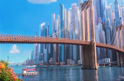 Brooklyn Bridge New York City Wallpaper