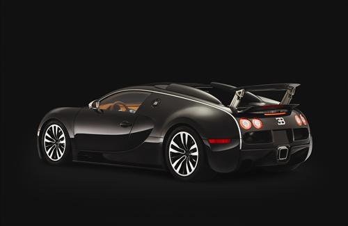 Black Bugatti Veyron Car Wallpapers