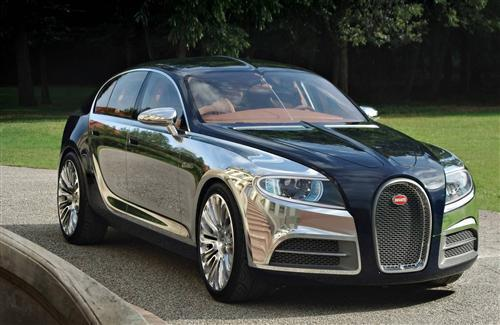 Bugatti Galibier HD Cars Wallpapers