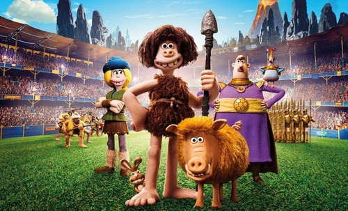 Dug in Early Man Film HD Wallpapers