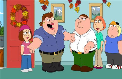 Family Guy American Sitcom Cartoon HD Wallpaper