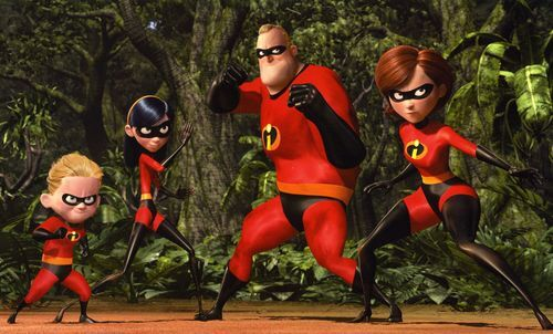 Incredibles 2 Fictional Character HD Wallpaper