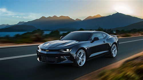 2018 New Launch Chevrolet Camaro SS Car