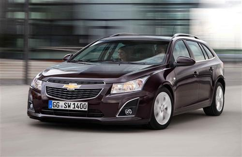 Chevrolet Cruze Station Wagon 2013 Car Wallpapers