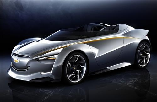 Chevrolet Mi Ray Roadster Concept Car Wallpapers