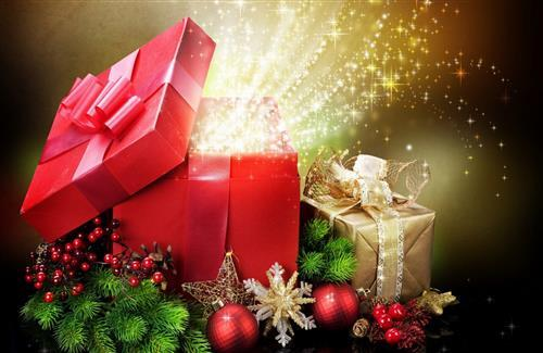 Amazing Nice Beautiful Gifts on 2013 Christmas Festival HD Wallpapers