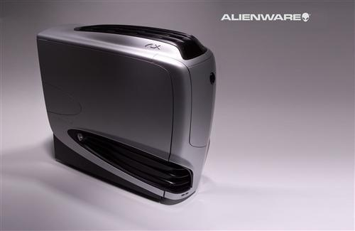 Alienware CPU Cabinet Design Wallpaper
