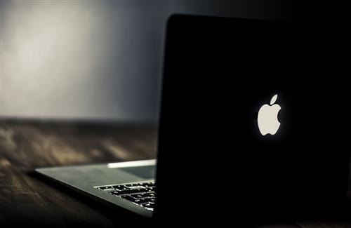 Apple Laptop HD Desktop Photo