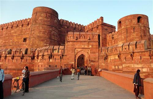 Agra Fort India Wallpapers