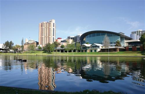Beautiful View of Adelaide City in South Australia Country HD Wallpapers