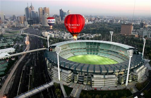 Melbourne Cricket Stadium Ground in Australia Country HD Wallpaper