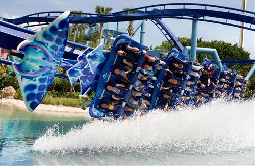 SeaWorld Orlando Theme Park in Florida United States Wallpapers