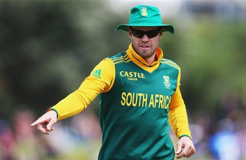 AB de Villiers Popular South African Batsman Cricketer Wallpapers