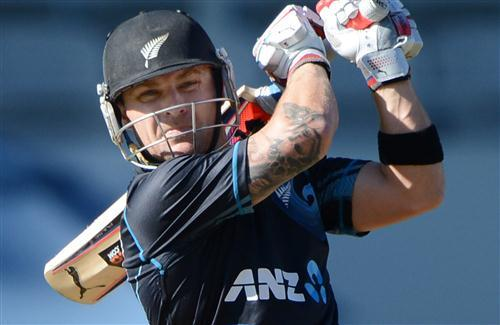 Brendon McCullum Famous New Zealand Cricket Player HD Wallpapers