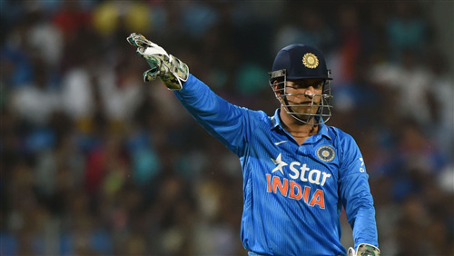 Mahendra Singh Dhoni in Cricket World Cup 2019 4K Photos