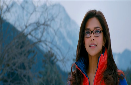 Bollywood Actress Deepika Padukone in Goggles HD Wallpapers