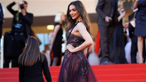 Deepika Padukone at Cannes 2018 Red Carpet Wallpapers