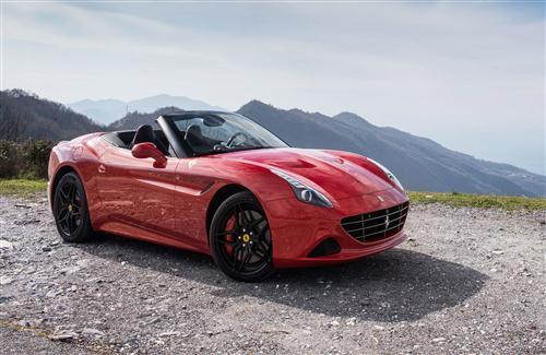 2018 Ferrari California T Car