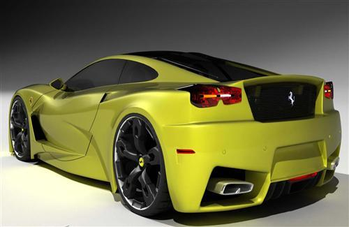 Cool Ferrari HD Car Wallpaper