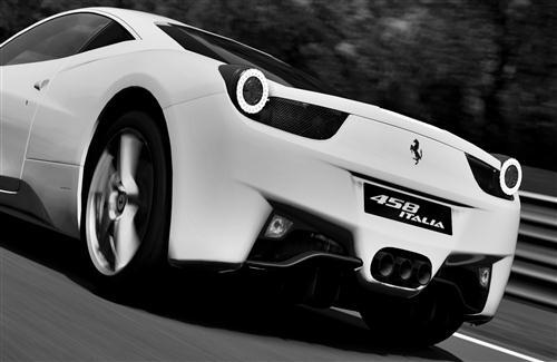 Ferrari Italia Car Wallpaper