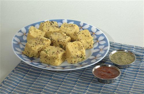 Khaman Special and Favorite Breakfast Snack Dish of Gujarati Wallpapers