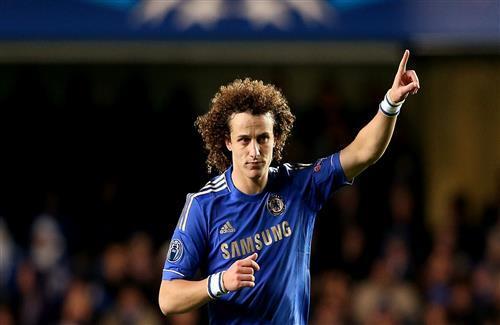 David Luiz Footballer HD Wallpaper