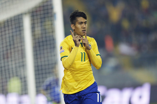 Roberto Firmino Brazilian Footballer HD Wallpapers
