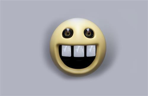 Crazy Funny Smiley Photos