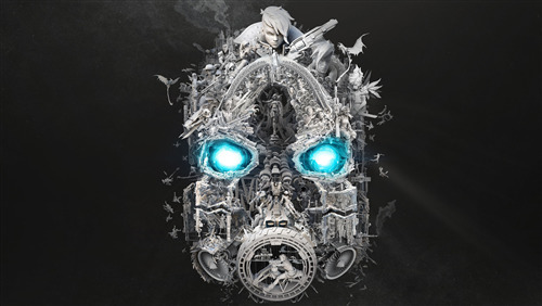 2019 Video Game Borderlands 3 Mask of Mayhem 4K Wallpaper